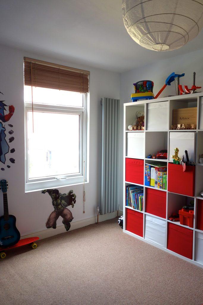 marvel bedroom spaces