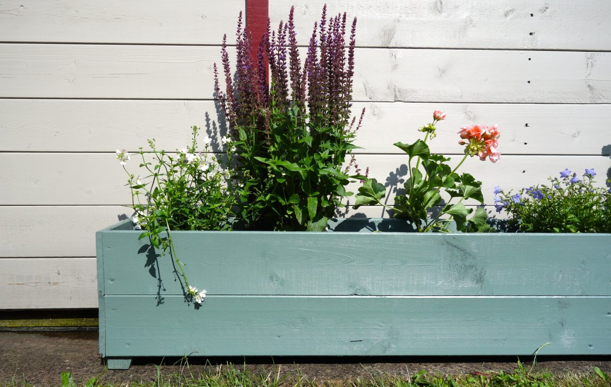 Quick & easy garden spruces - making spaces