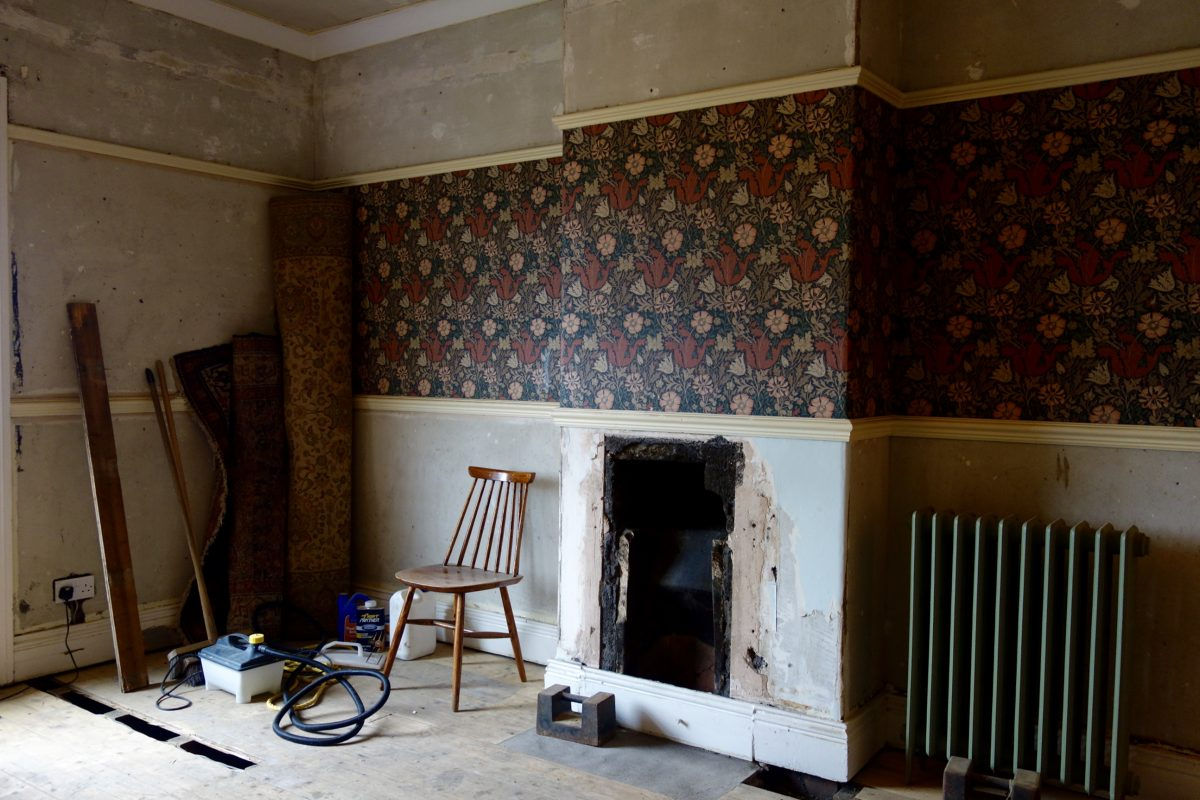 The Edwardian Master Bedroom - making spaces