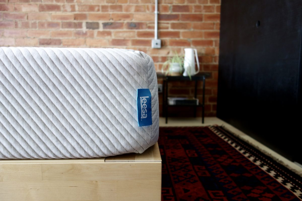 Leesa Mattress Featured Image