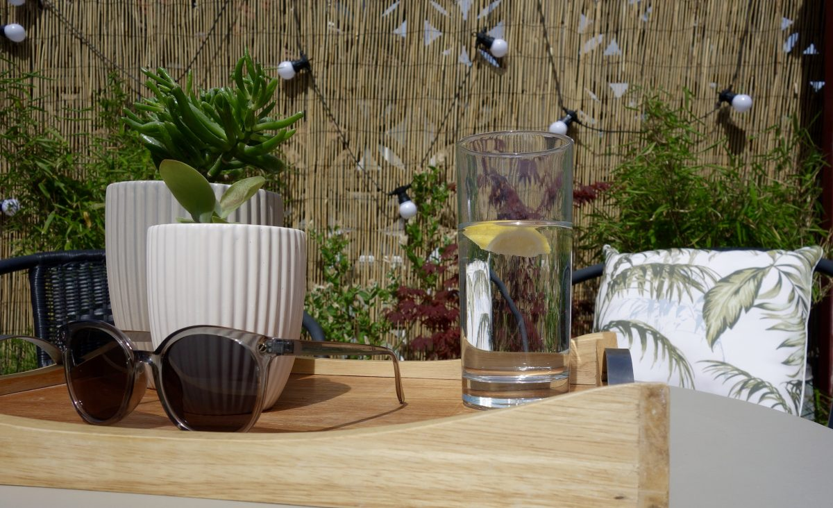 My Summer Style with Primrose - Garden Makeover #UKHomeBlogHop