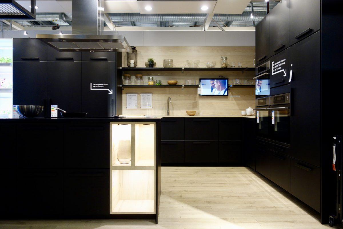ikea kungsbacka making spaces. Black Bedroom Furniture Sets. Home Design Ideas