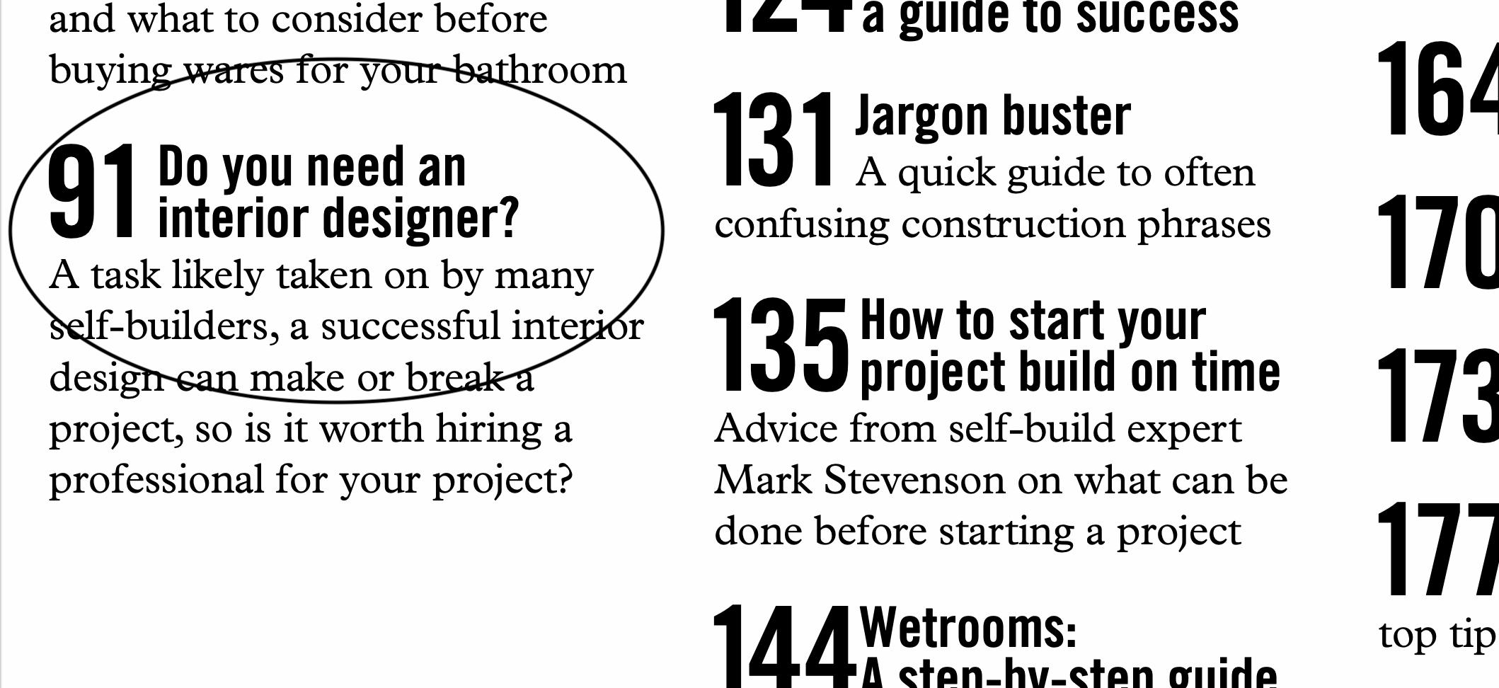 Do you need an interior designer homebuilding - What do you need to be an interior designer ...