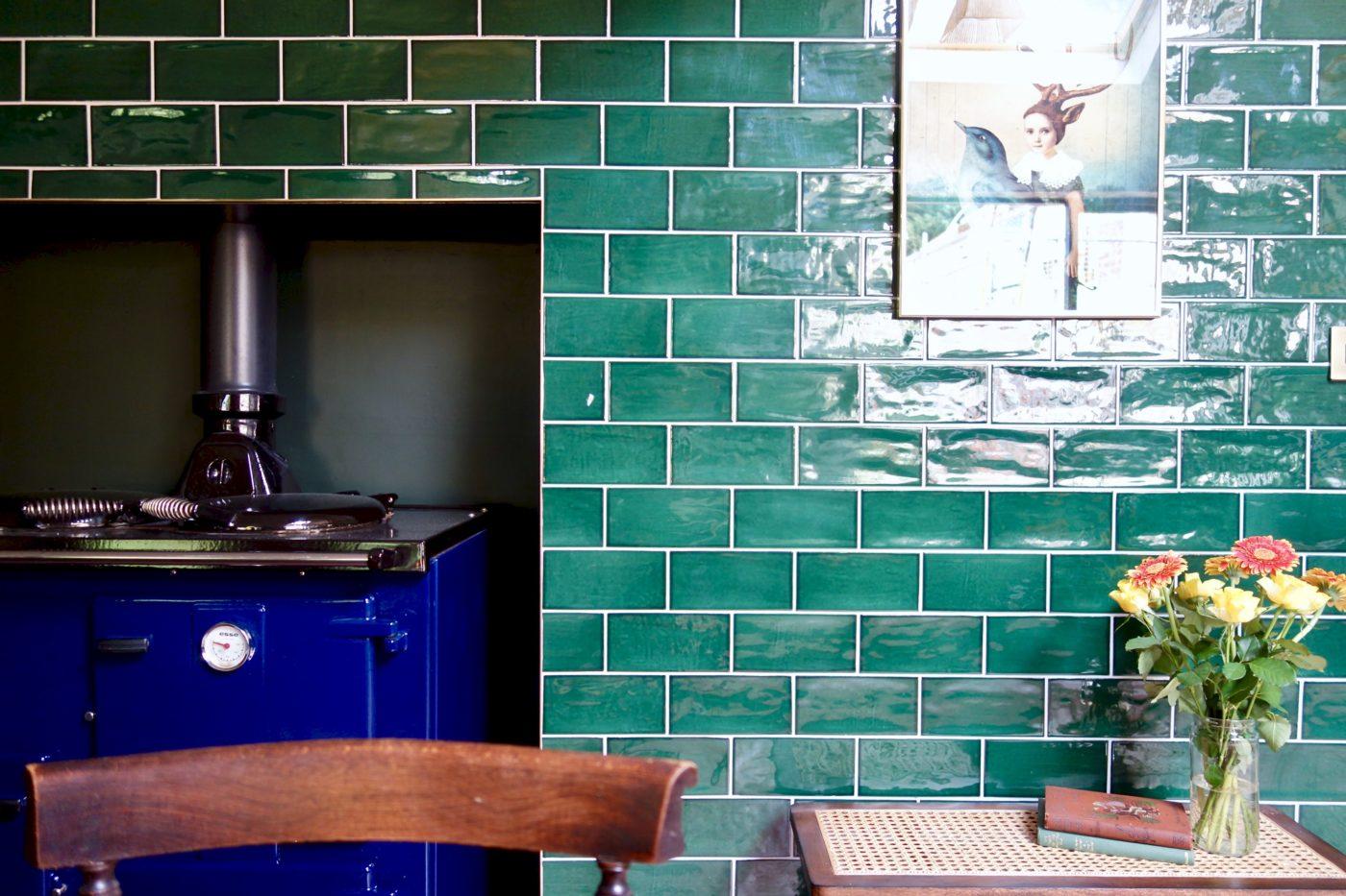 Devol Inspired Kitchen